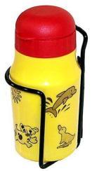 37-2651 Flaska, barn med tryck, inkl.hållare