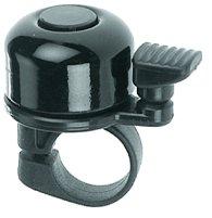 78-1670 Ringklocka mini, svart, aluminium