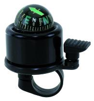Ringklocka med kompass