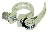 32-4723 Sadelklämma 31,8mm silver snabbfäste