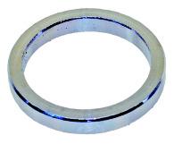 """98-1757 Distansring, aluminium, 1.1/8"""""""