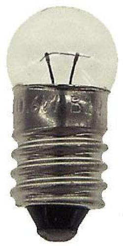 Glödlampa 6V/0,6W Gänga cykel