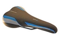 Sadel Bassano Defender blå/svart 270 x 150