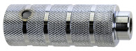 Pegs BMX stål silver 14mm axel