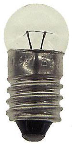 Glödlampa 6,2V/0,3 A E10