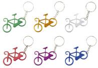 Nyckelring Cykel 12 st 6 färger