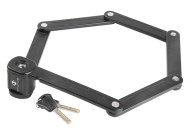 Vikbart lås 875mm 6 länkar 8x25x152mm