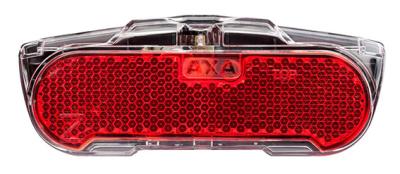 AXA baklampa Slim för navdynamo 50mm